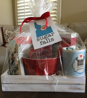 SF Cookie Company Gift Basket