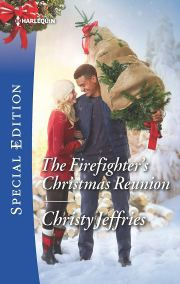 THE FIREFIGHTER'S CHRISTMAS REUNION