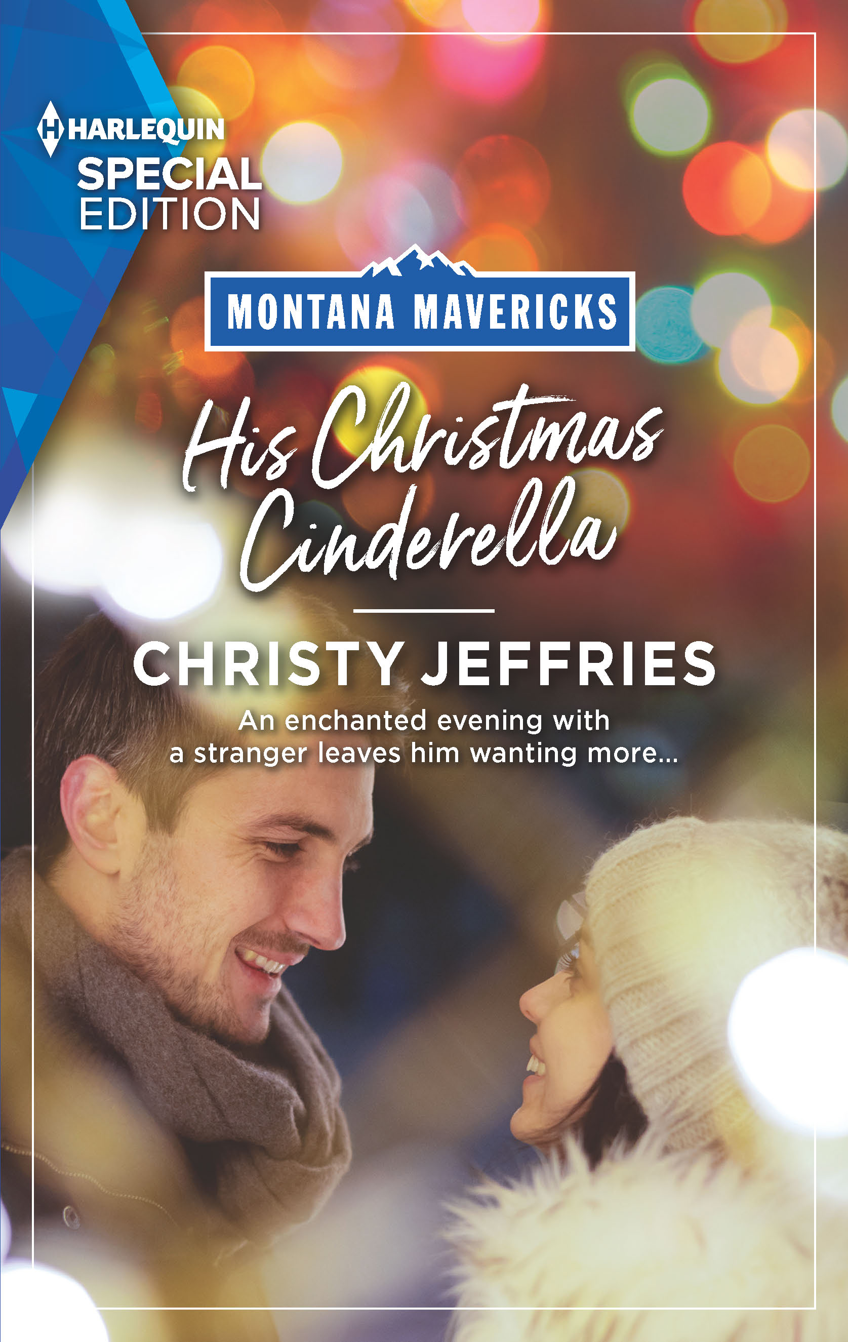 HIS CHRISTMAS CINDERELLA